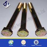 Sechseckige Schraube des heißes BAD Galvanisierung-Grad-10.9