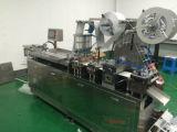 Máquina de embalagem pequena Flate Plate Alu PVC Blister Packing Machine