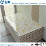 Gloss MDF Melamina e mobiliário de madeira para lenha