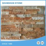 طبيعة أردواز جدار حجارة زخرفة مع [لوو بريس]