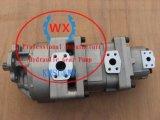 일본 D375A 3 \ 705-58-44050의 고명한 상표를 위한 유압 기어 펌프