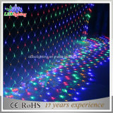 De boa qualidade 144 LEDs 220V Pink LED Decorative Net Lights