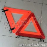 Triangolo d'avvertimento di Roadsafe del segnale stradale dell'automobile