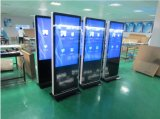 соединяя киоск Signage цифров индикации LCD экрана 65inch крытый
