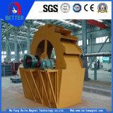 Arruela aprovada da areia da capacidade elevada da série Xs2600 do ISO para o minério da separação da sujeira da limpeza/materiais graves