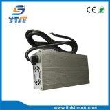10s 42V 3A /Li-ion Carregador de bateria de polímero de 120W