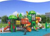 Спортивная площадка с симпатичным Roops, скольжения характеристики джунглей напольная, альпинисты, лестницы от Kaiqi