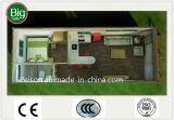 Buen día de fiesta de la alta calidad con la casa móvil/el chalet prefabricados/prefabricados