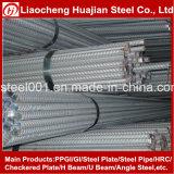 Tondo per cemento armato d'acciaio deforme HRB400 del diametro 10 millimetri