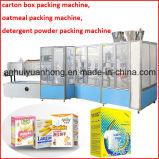 Caixa de seleção automática de máquina de boxe / máquina de embalagem