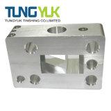 2017 usinages de fraisage de précision de commande numérique par ordinateur pour les pièces en aluminium