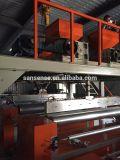 De Dubbele Motoren van de Co-extrusie van de Machine van de Uitdrijving van de Film van de Luchtbel