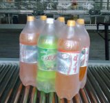 탄산염 음료를 위한 저속 수축 포장기