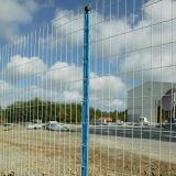 Euro- preços soldados PVC da cerca