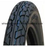 Motorrad zerteilt haltbaren Muster-Motorrad-Reifen 2.50-17
