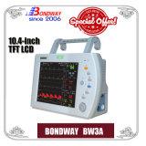 Geduldige Monitor, Foetale Monitor, MoederMonitor, de Geduldige Monitor van de Multiparameter voor Bed, ICU, ER, Noodsituatie, Ziekenwagen