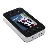 """K6000 carro novo DVR 2.4 """" HD 720p registrador da câmera do carro de um Registrator de 100 graus"""