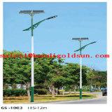 Lampe solaire extérieur Rue lumière solaire de jardin de sécurité