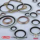 Sealing를 위한 Complete Moulds를 가진 NBR Rubber Bonded Seal