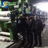 Серый выполненный на заказ Kraft делая бумажные машины используемые для бумажный делать промышленным