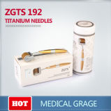 Preço de fábrica 192 Metallic Microneedle Zgts Derma Roller