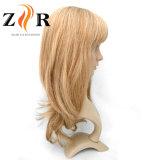 Парик фронта шнурка волос Kanekalon цвета Highlight синтетический