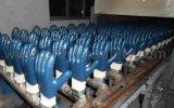 Масла для тяжелого режима работы доказательства NBR синий нитриловые перчатки в полном объеме с маркировкой CE Сертификат