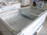 Handelsinsel-Gefriermaschine für Supermarkt
