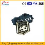 Medaglie su ordinazione specializzate di Footbal del metallo