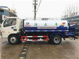Тележка воды Dongfeng 5000L для сбывания/малой тележки цистерны с водой/тележки брызгать