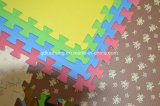 Couvre-tapis de jeu d'EVA, couvre-tapis de puzzle pour le bébé, couvre-tapis mou d'étage de jeu