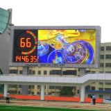 P20 Outdoor Full Color Basketball Video LED Display Board