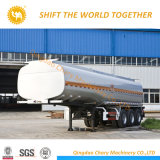 3車軸40m3石油タンカー/半燃料のタンカーのトレーラー