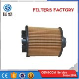 Filtro dell'olio automatico del rifornimento del fornitore del filtro 1612565980 per Peugeot 3008