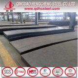 Placa de aço laminada a alta temperatura de Corten a/B dos materiais de construção