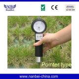 Tipo medidor do ponteiro da dureza do solo com certificado do ISO