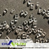 Material transparente para marcos óptico compuesto de piezas de material automático