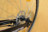 Junger stilvoller neuer Geschwindigkeits-Gänge Shimano schwanzloser Bewegungselektrisches Fahrrad-Fahrrad der Entwurfs-Stadt-E des Fahrrad-9
