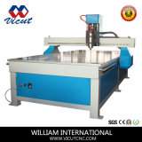Gravura do Woodworking do CNC e máquina de estaca (VCT-1325WE)