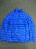 Зимние колпачковая водонепроницаемый ТЕБЯ ОТ ВЕТРА теплый открытый вниз куртка для мужчин