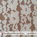 Robe dentelle Allover câblé de tissu pour la vente (M3433-G)