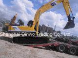 Esteira rolante hidráulica usada Sk200 Excavator-2012-Made de Kobelco em Japão