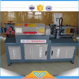 Barre de l'acier à coupe rapide Gt4-12/découpage automatique hydraulique de Rebar et redressage du prix de machine