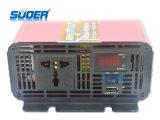Инвертор Suoer мощность 12 220 солнечный инвертор 1000W площадь синусоида инвертора волны с CE & RoHS (НАА-1000A)