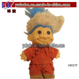 Nouveauté Toys Indian Troll Toy Doll Halloween Party Gifts (H8127F)