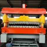 波形カラー鋼鉄屋根のパネルは機械の形成を冷間圧延する