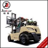 中国の上1の二重燃料5t -7t LPGのフォークリフト