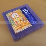 Spezielles Buch-gesetztes Drucken mit Kasten-Kartensatz-Münzen und Tuch-Beuteln