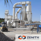 Zenith High Quality Three Roll Mill para fabricante de pó (MTM100, MTM130, MTM160)