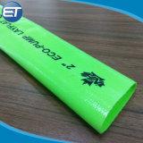Heavy Duty de PVC reforzado quedar plana alta y manguera de retrolavado